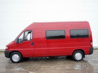 Peugeot Boxer Bus 2.5 TD 76kW