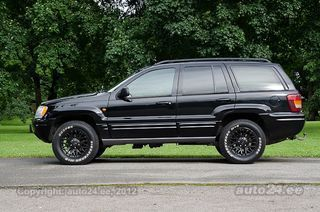 jeep grand cherokee limited 2 7 r5 crd 120kw
