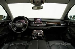 Audi A8 Exclusive 4.2 TDI 258kW