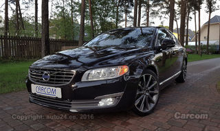 Volvo S80 ADVANCE SAFETY 2.4 D5 158kW