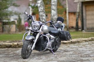 Yamaha XVS 1300 A Midnight Star 1.3 V2 54kW