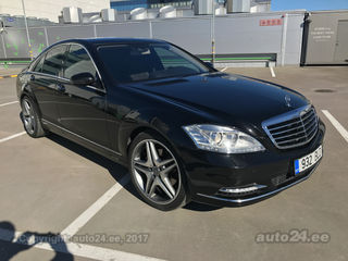 Mercedes-Benz S 350 AMG 3.5 Facelift 200kW