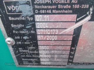 Vögele Super 1203