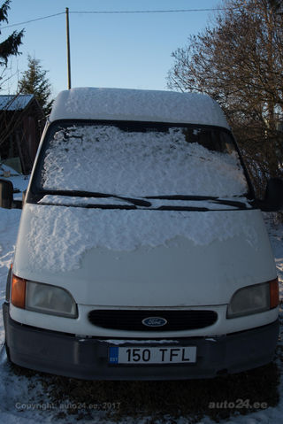 Ford Transit N1 FORD-4HB 56kW