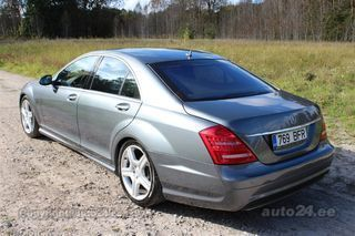 Mercedes-Benz S 320 CDI 4MATIC AMG 3.0 173kW