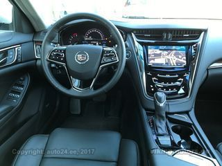 Cadillac CTS Performance AWD 2.0 Turbo 203kW