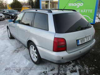 Audi A4 2.4 121kW