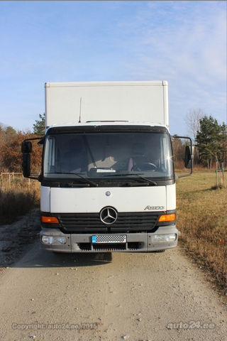 Mercedes benz atego 110kw for Mercedes benz telephone number