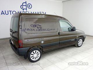 Citroen Berlingo Van 1.4 55kW