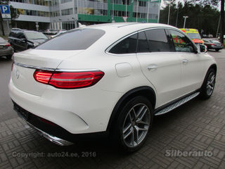 Mercedes-Benz GLE 350 d 4 Matic Coupe AMG Pakett 3.0 V6 190kW