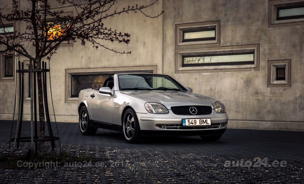 mercedes benz slk 200 kompressor 2 0 141kw. Black Bedroom Furniture Sets. Home Design Ideas