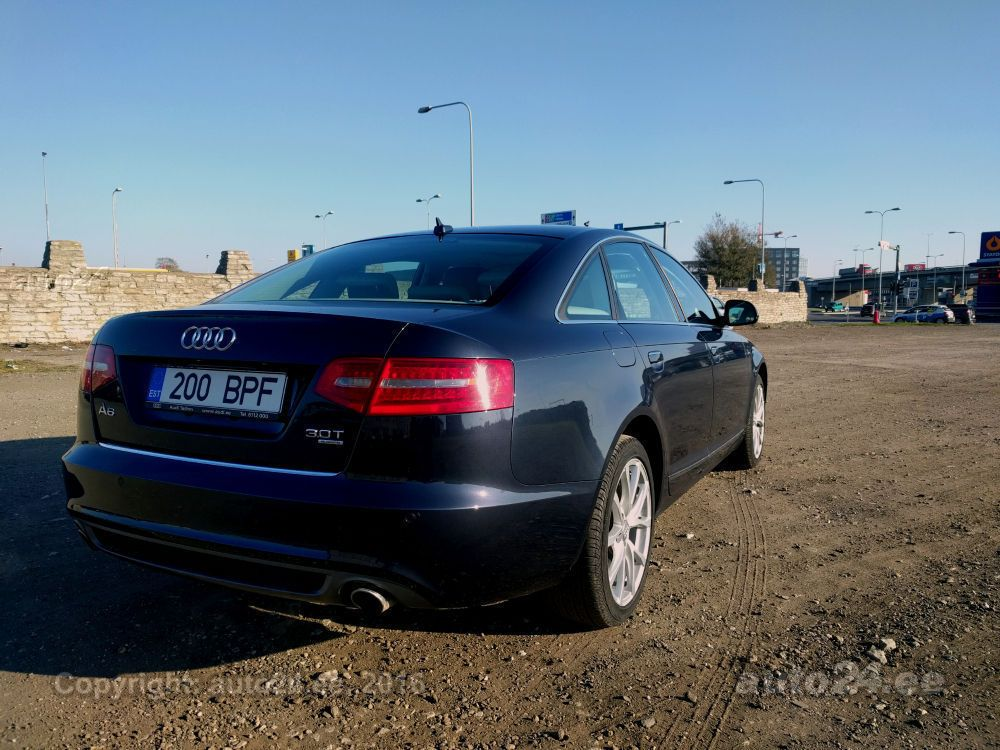 Audi a6 30 supercharged 060