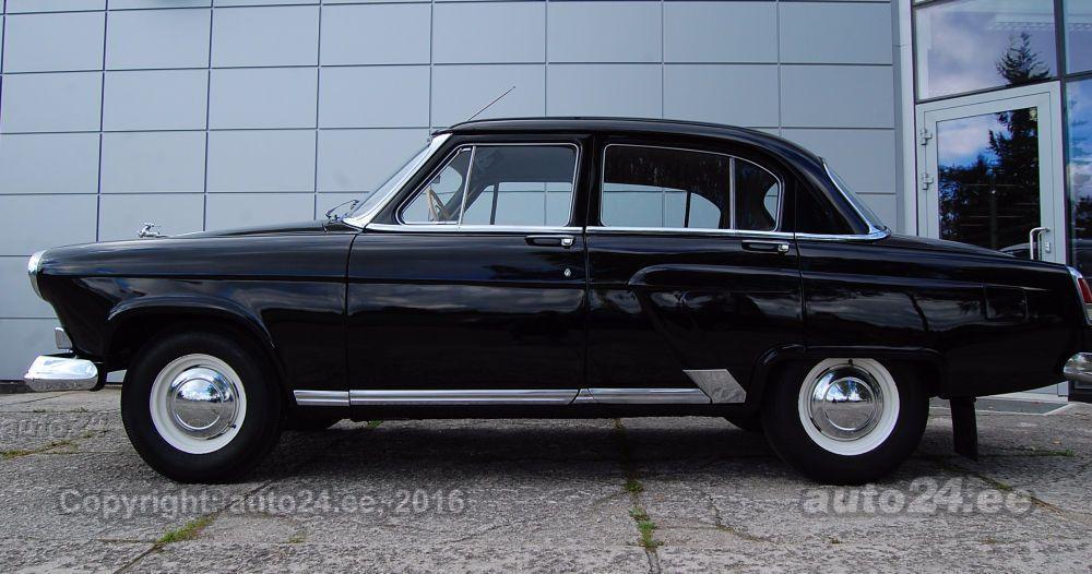 Lada USA Discussion Board :: View topic - GAZ 21 Volga export, 1960 ...