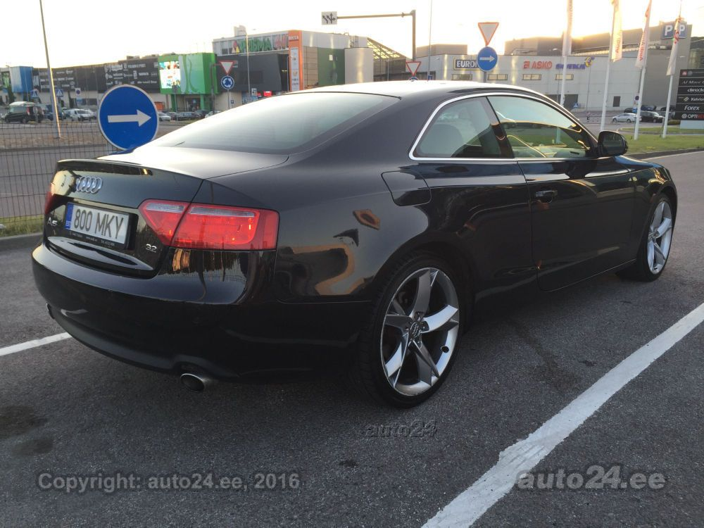 Audi A5 3 2 V6 195kw Auto24 Ee