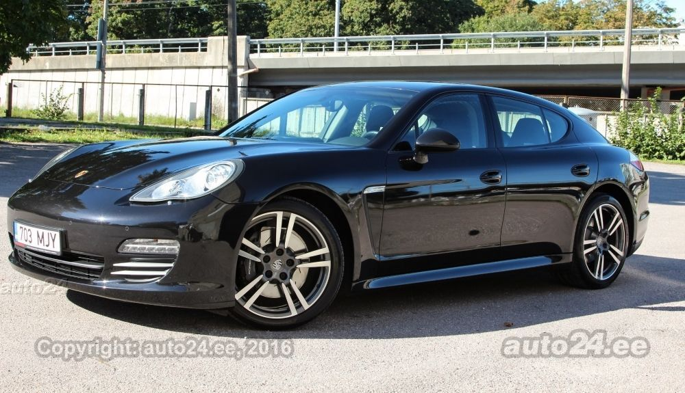 Porsche Panamera 4 Pdk Sport Chrono Package Plus 3 6 V6