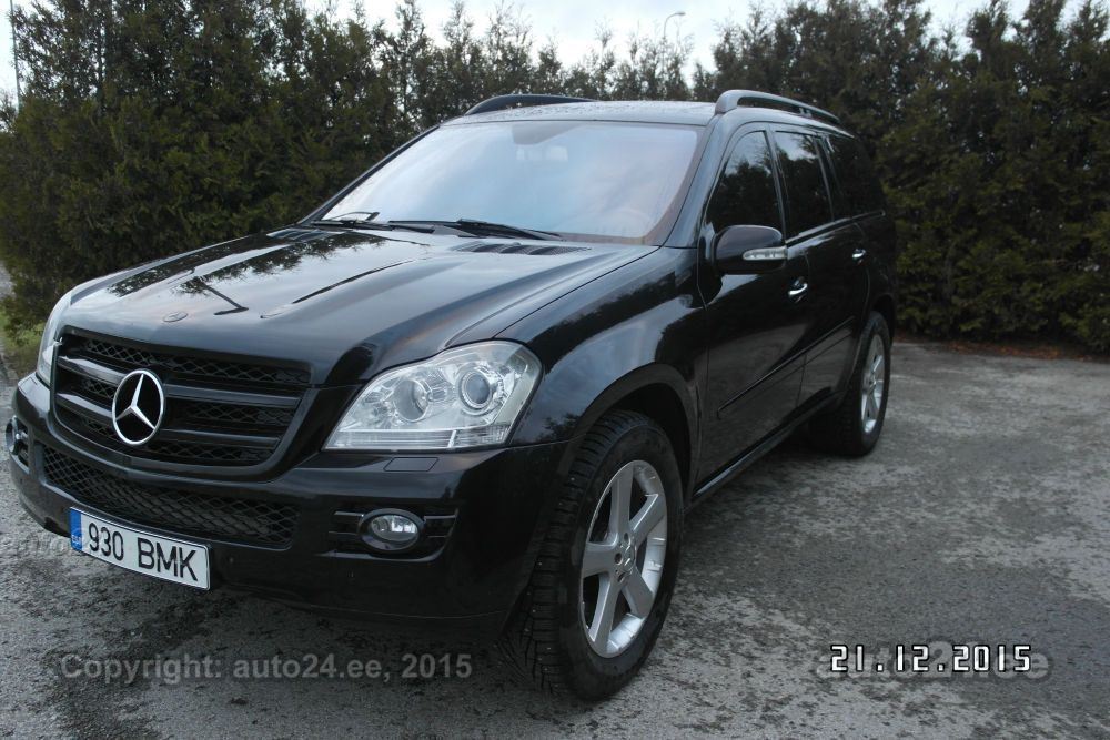 Mercedes benz gl 320 cdi 4matic offroad airmatic 3 0 cdi for 2007 mercedes benz gl320 cdi 4matic