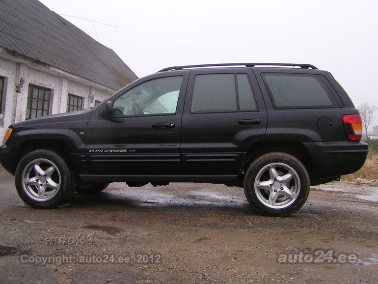 jeep grand cherokee limited 2 7 crd 120kw. Black Bedroom Furniture Sets. Home Design Ideas