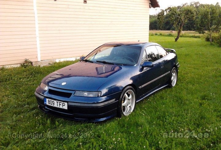 opel calibra 4 turbo - photo #32