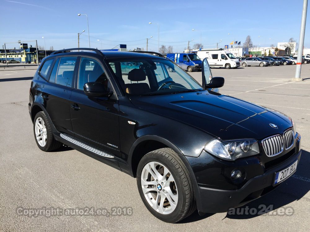 bmw x3 xdrive exclusive 2 0 130kw. Black Bedroom Furniture Sets. Home Design Ideas