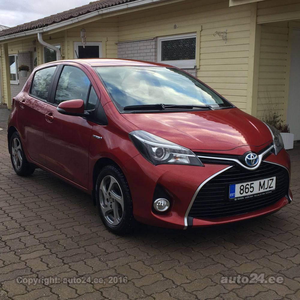 Toyota Yaris Hybrid Active Plus 1.5 55kW