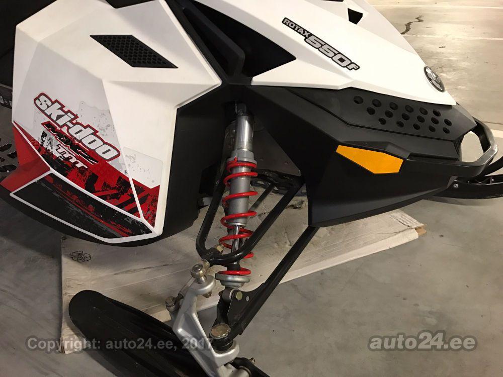 Ski Doo MX Z TNT 550 f