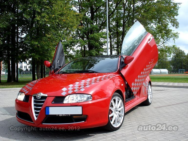 alfa romeo gt 3 2 v6 24v 177kw. Black Bedroom Furniture Sets. Home Design Ideas