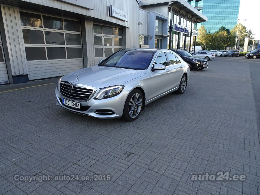 Mercedes benz s 350 3 0 v6 190kw for Mercedes benz v6