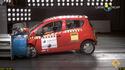 LatinNCAP tunnistas Chevrolet Spark GT ohtlikuks sõidukiks
