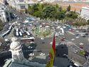 Madridis piirati autode pääsu südalinna