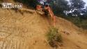 VIDEO: Virtuoos ekskavaatori roolis