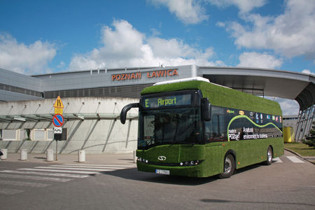 Solaris Urbino Electric. Foto: Solaris