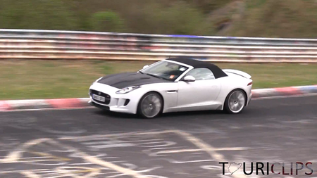 VIDEO: Jaguari mõtetes on neljasilindriline F-Type?
