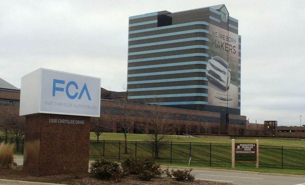 Hiinlased soovivad omandada FCA-d