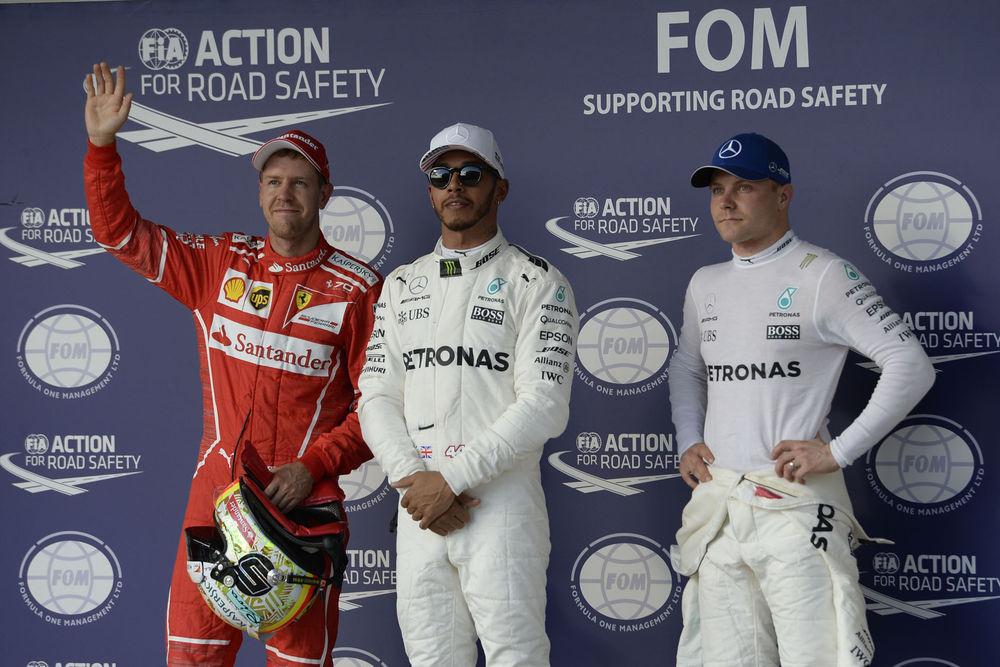 F1: USA GP esireast stardivad Hamilton ja Vettel