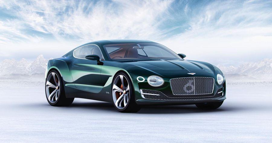 Bentley tulevikust paistavad veel üks maastur ja väiksem sportauto