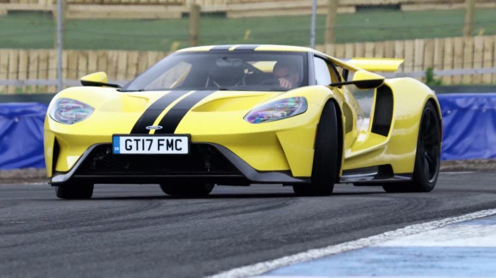 Chris Harris Drives: Ford GT