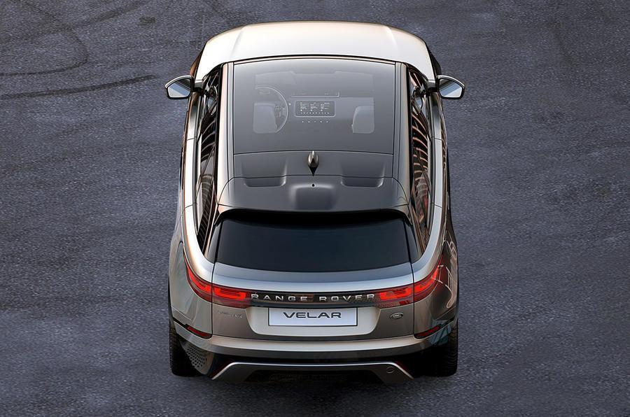 GENF 2017: Range Roveri tootevalikusse lisandub Velar