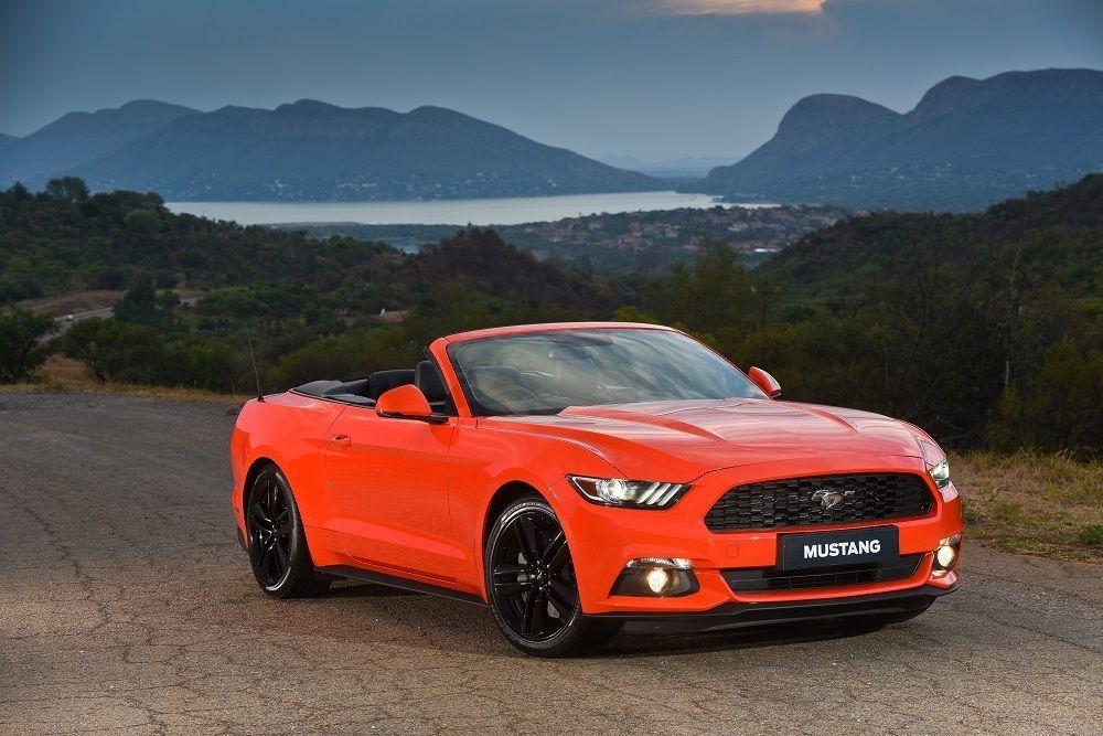 Ford Mustang on enimmüüdud sportauto maailmas
