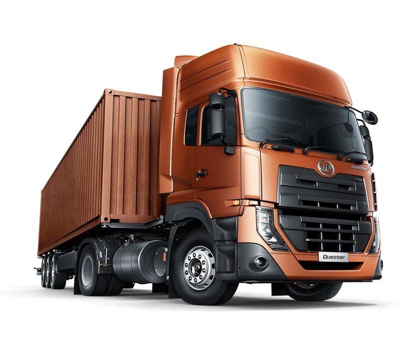 Volvo kontserni veokite valikusse jõuab UD Trucks Quester