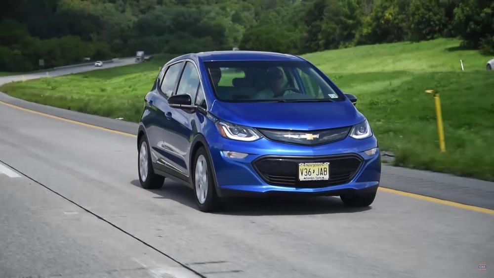 Aus proovisõit: Chevrolet Bolt