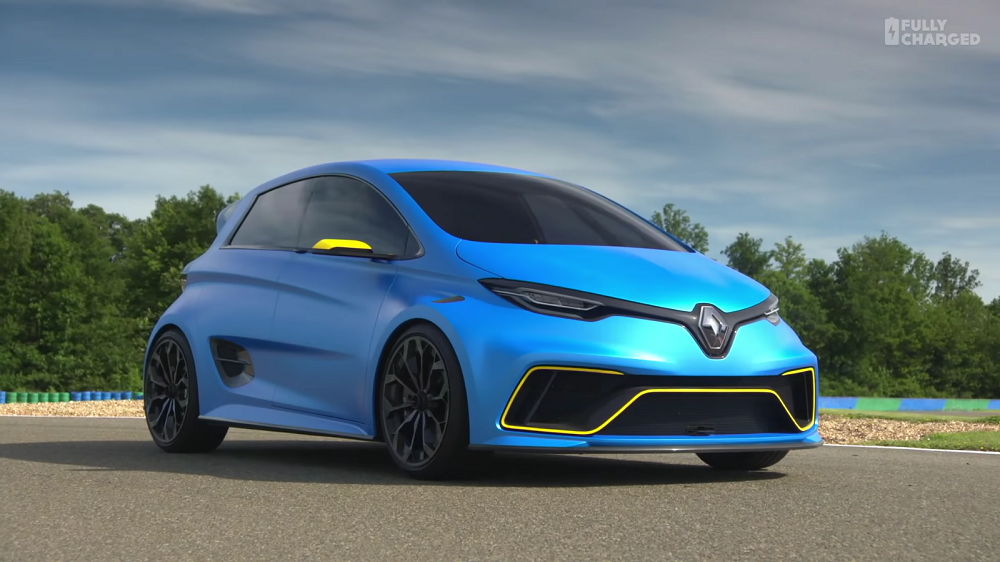 Fully Charged: Renault Zoe e-Sport
