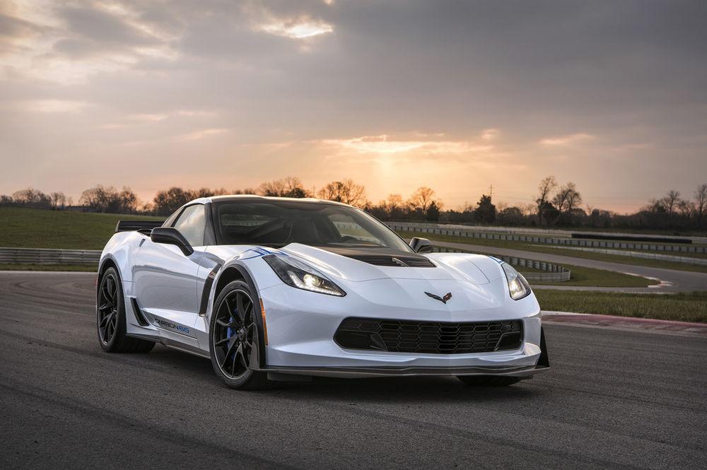 Corvette juubelimudel jõuab Euroopasse vaid 125 eksemplaris