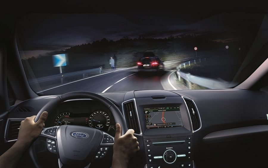 Ford võtab kasutusele pimestamisvabad kaugtuled