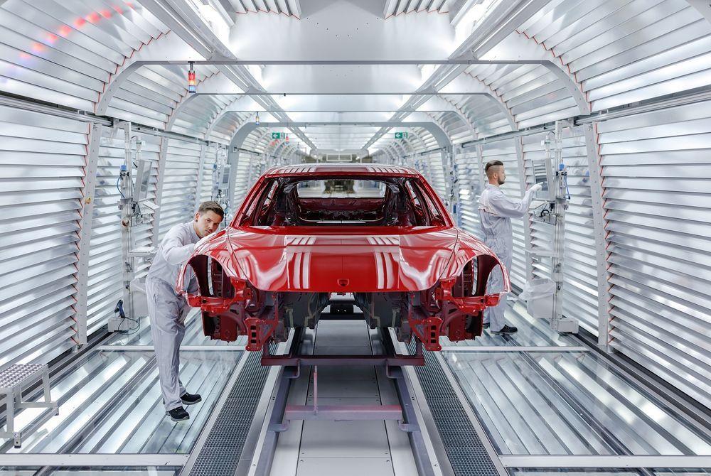 Bentley Continentali kered hakkavad valmima Leipzigis