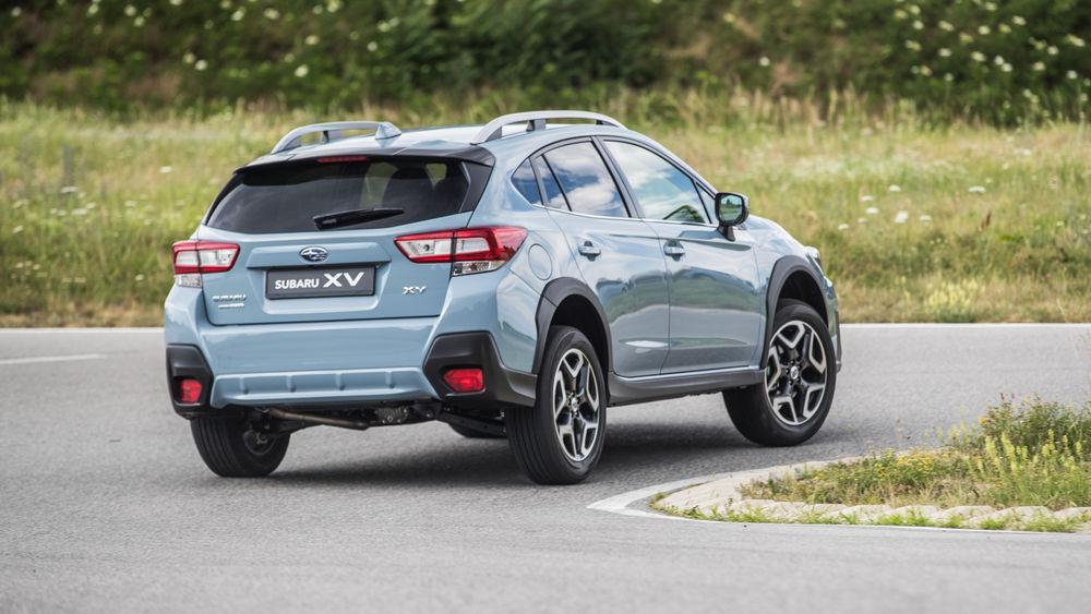 Motors24 proovisõit - Subaru XV