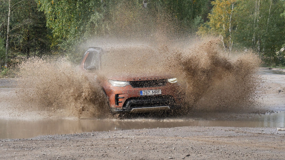 Motors24 proovisõit - Land Rover Discovery