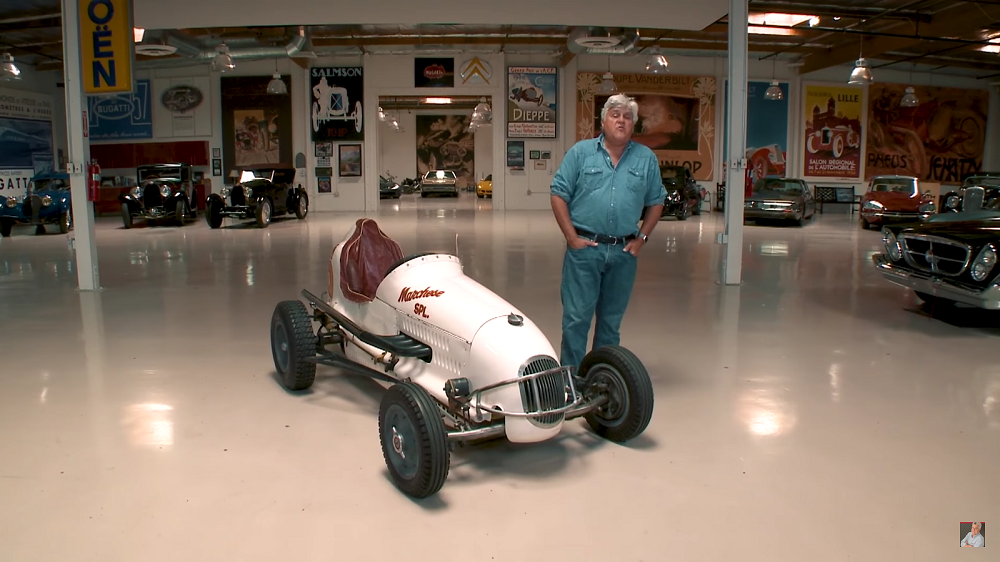 Jay Leno's Garage: 1947 Marchese Special