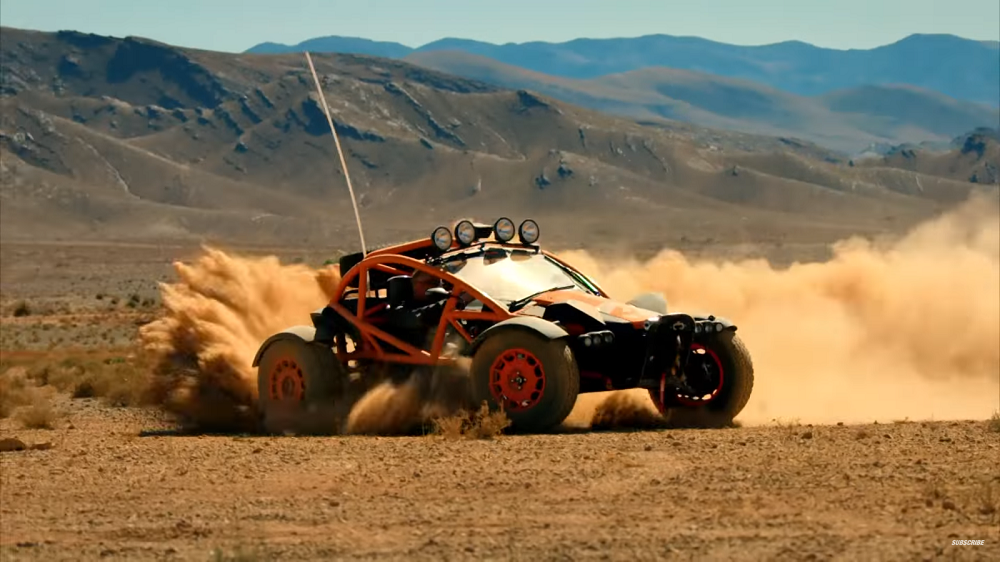 Top Gear testib: Ariel Nomad