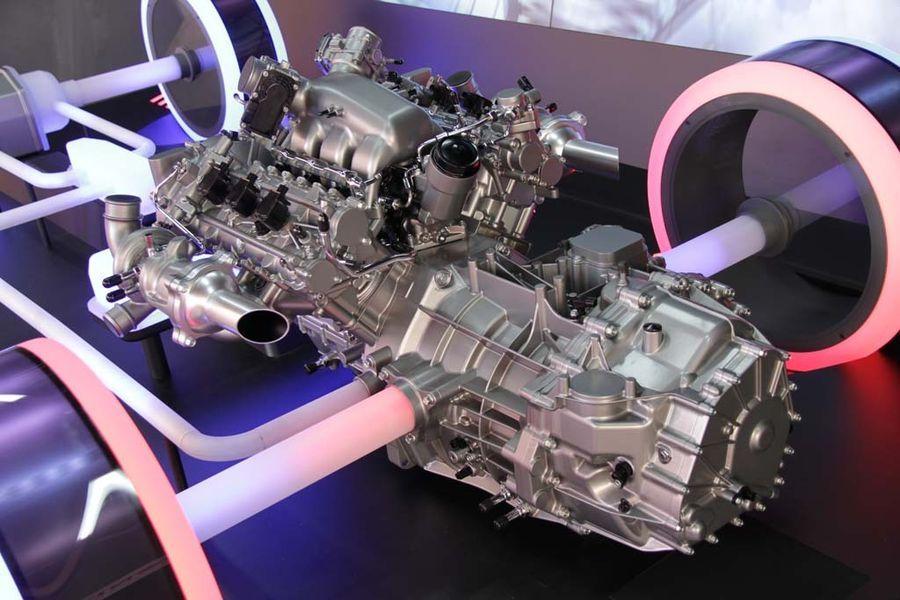 Honda patenteeris 11-käigulise automaatkäigukasti