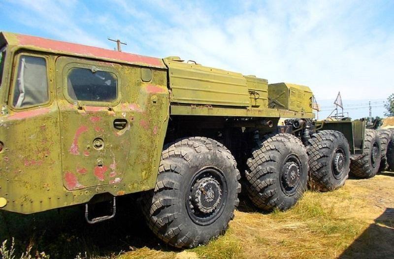Ukrainas müüakse unikaalset raketivedukit